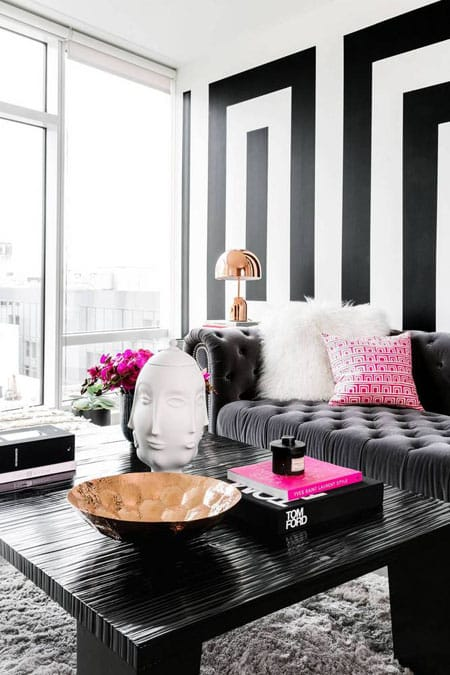10 Unique Wall Treatment Ideas | HomeandEventStyling.com