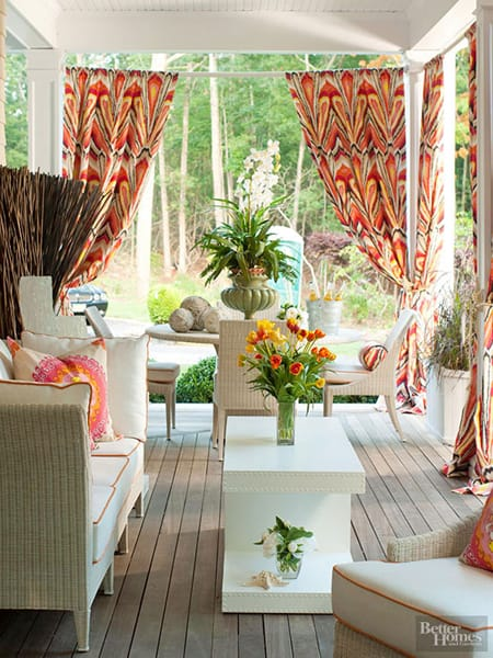 10 Colorful Outdoor Spaces That Are Summer-Ready | HomeandEventStyling.com