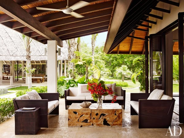 Home Tour: Marc Anthony's Dominican Republic Retreat   HomeandEventStyling.com
