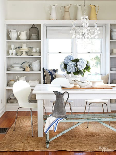10 Neutral Dining Rooms That Aren't Boring | HomeandEventStyling.com