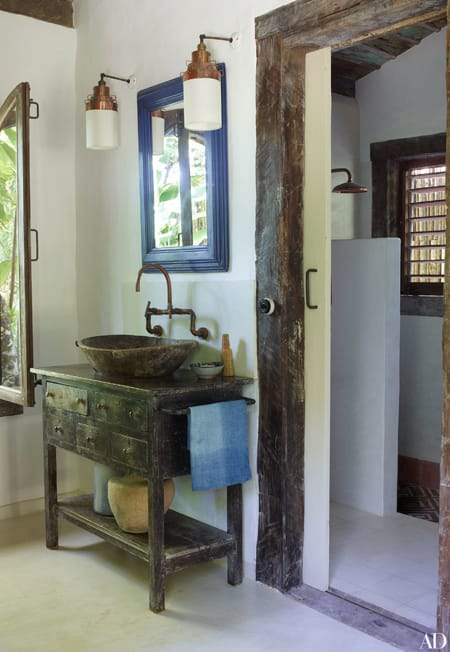 Home Tour: Anderson Cooper's Brazilian Hideaway | HomeandEventStyling.com