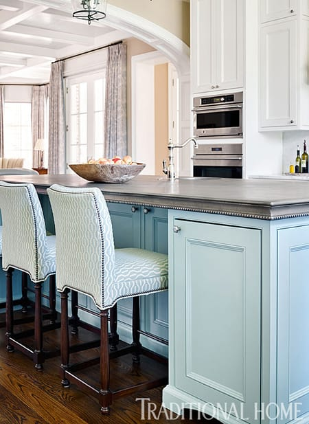 Durable and Contemporary Concrete Countertops | HomeandEventStyling.com