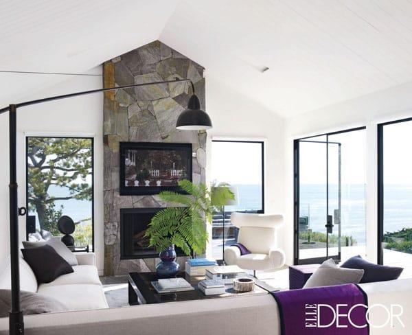 Home Tour: Courtney Cox's Modern Malibu Beach Home | HomeandEventStyling.com