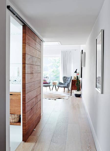 Stylish and Space-Saving Sliding Doors | HomeandEventStyling.com