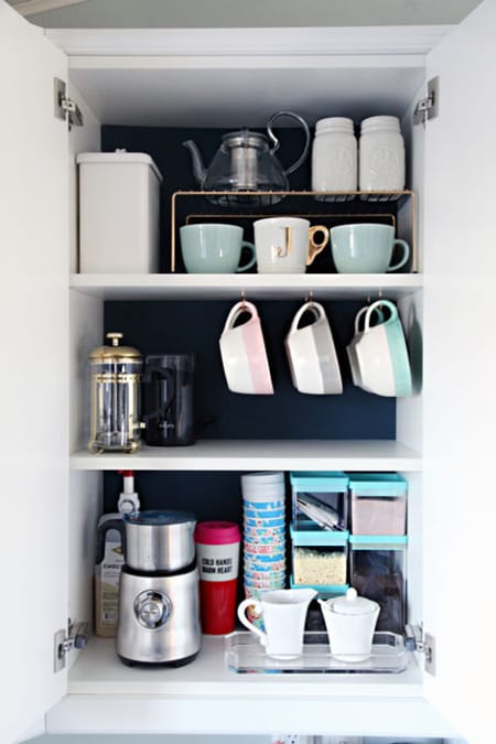 10 Life-Changing Cabinet Organization Ideas | HomeandEventStyling.com