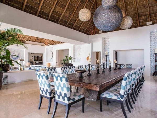 Home Tour: Kim Kardashian's Chic Mexican Vacation Home | HomeandEventStyling.com