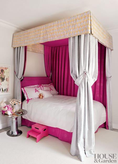10 Chic Teen Girl Bedroom Ideas | HomeandEventStyling.com