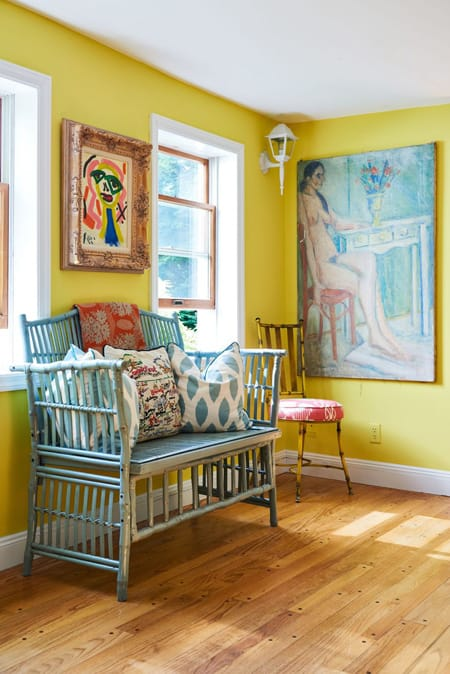 Home Tour: Christian Siriano's Bold and Colorful Home | HomeandEventStyling.com