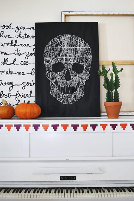 10 Stylish DIY Halloween Decor Ideas | HomeandEventStyling.com