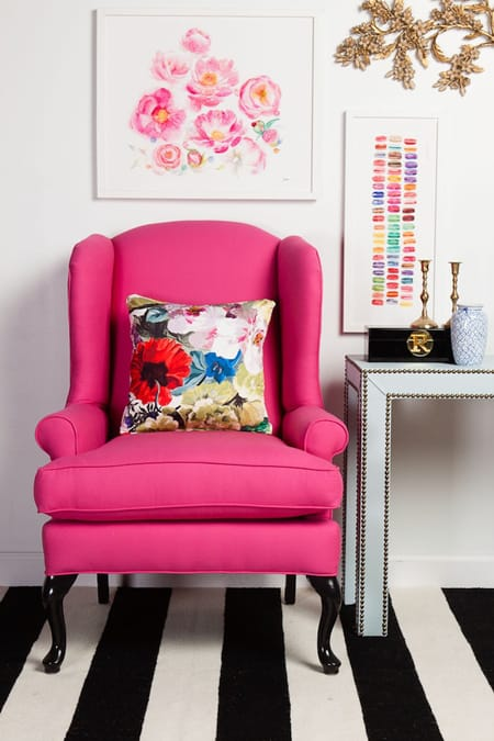 Making a Striking Statement with Contrast | HomeandEventStyling.com