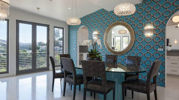 Home Tour: Kathy Griffin's Luxurious Hollywood Estate | HomeandEventStyling.com