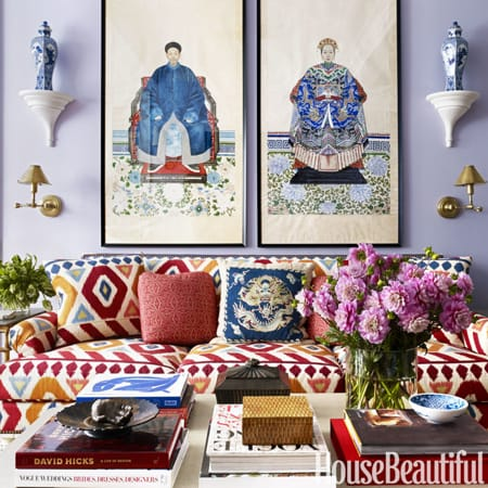 10 Ideas for Wall Art Above a Sofa | HomeandEventStyling.com