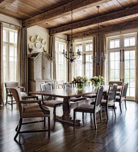 10 Chic Rooms with All-Wood Interiors | HomeandEventStyling.com