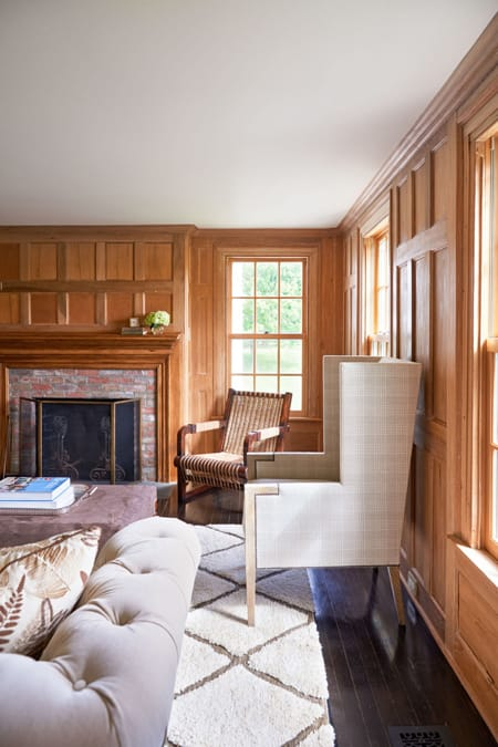 Home Tour: Alec Baldwin's 18th Century Farmhouse | HomeandEventStyling.com