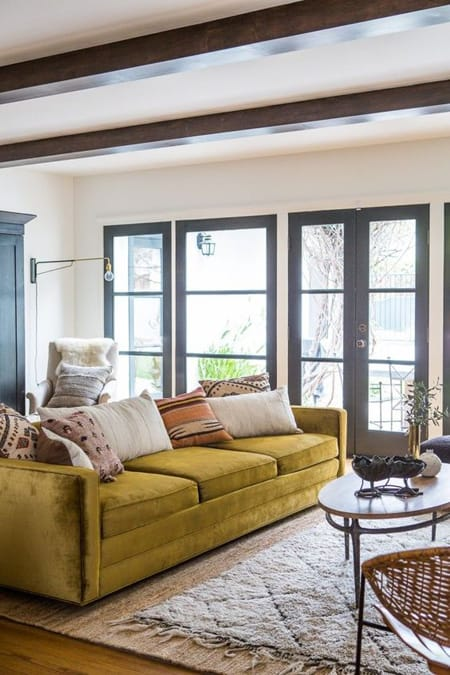 Creating a Stylish Look with Layered Rugs   HomeandEventStyling.com