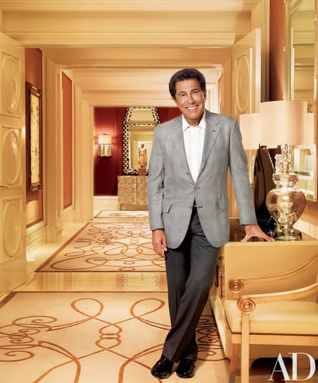 Home Tour: Steve Wynn's Glamorous Las Vegas Residence | HomeandEventStyling.com