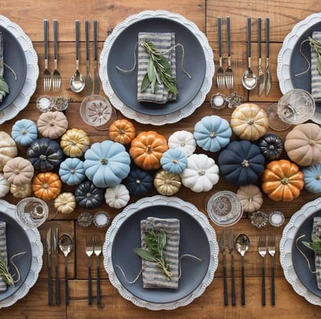 10 Thanksgiving Centerpiece Ideas to be Thankful For | HomeandEventStyling.com