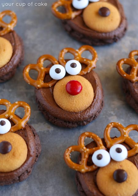 10 Adorable DIY Christmas Treats | HomeandEventStyling.com