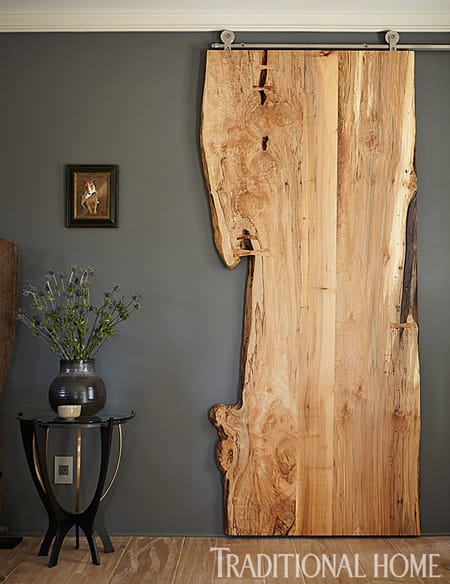 The Natural Beauty of Live Edge Wood | HomeandEventStyling.com