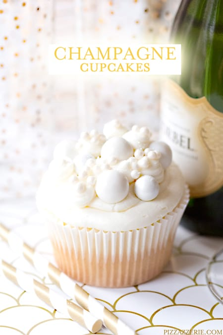 10 Adorable DIY New Year's Eve Treats | HomeandEventStyling.com