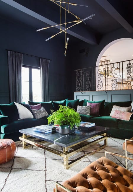 Home Tour: Shay Mitchell's Chic LA Abode | HomeandEventStyling.com