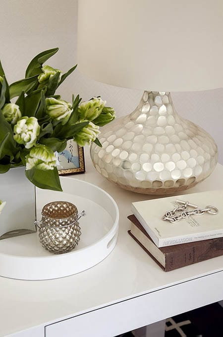 Decorating with Trays for Style & Organization | HomeandEventStyling.com