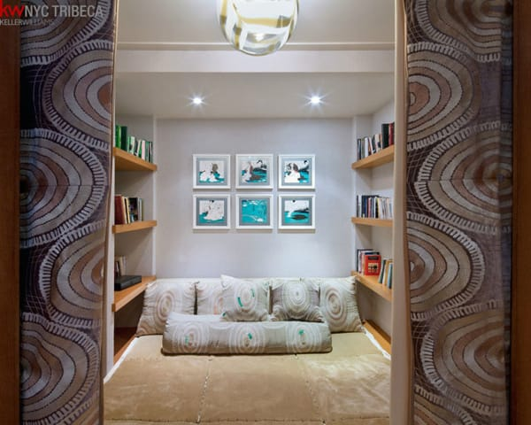 Home Tour: Keira Knightley's Modern Tribeca Apartment | HomeandEventStyling.com
