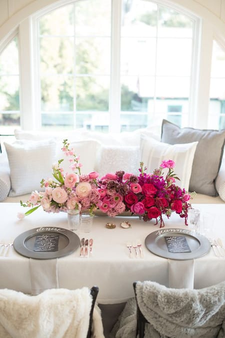 10 Charming Valentine's Day Table Ideas | HomeandEventStyling.com