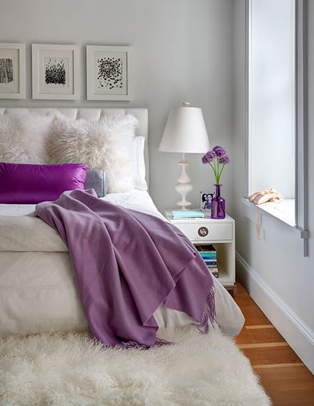 10 Fabulously Feminine Bedroom Ideas | HomeandEventStyling.com