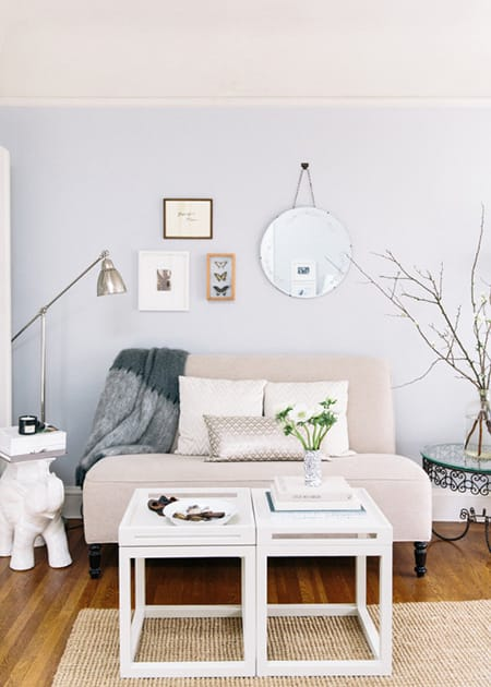 Mid-Season Decor: Transitioning from Winter to Spring | HomeandEventStyling.com