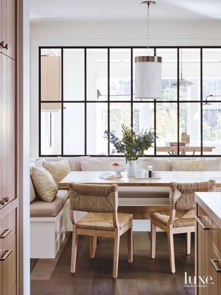 10 Inspiring Breakfast Nook Ideas   HomeandEventStyling.com