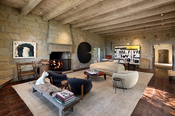 Home Tour: Ellen DeGeneres' Sprawling Tuscan Home | HomeandEventStyling.com