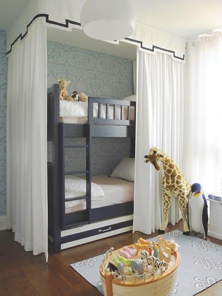 10 Gender Neutral Kids Bedroom Ideas | HomeandEventStyling.com