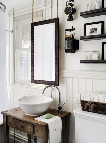 Making a Splash with Charming Bowl Sinks | HomeandEventStyling.com