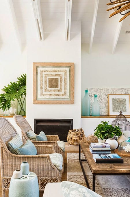 Wonderfully Charming Wicker Furniture | HomeandEventStyling.com