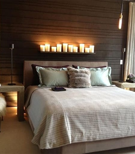 10 Ideas for Styling the Space Above the Bed | HomeandEventStyling.com