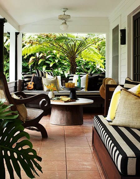 10 Tropical Patios That Feel Like an Island Oasis | HomeandEventStyling.com