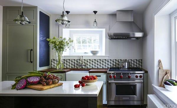 Home Tour: Amanda Seyfried's Rustic, Modern Retreat | HomeandEventStyling.com
