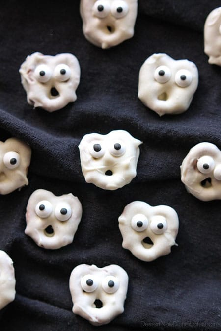 10 DIY Halloween Treats That Are Adorably Spooky | HomeandEventStyling.com