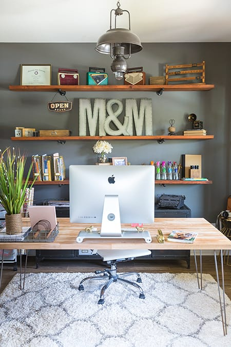 10 Intriguing Spaces with Industrial Decor | HomeandEventStyling.com