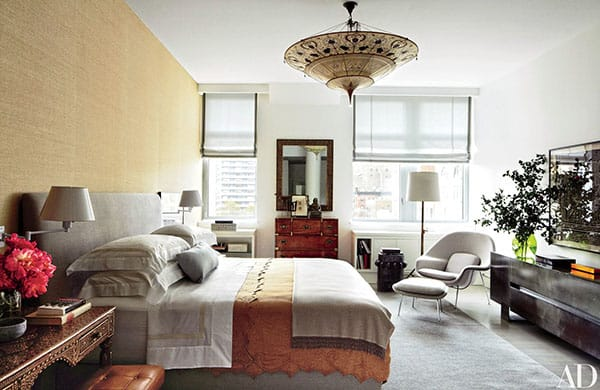 Home Tour: Julianna Margulies's Elegant & Modern Apartment | HomeandEventStyling.com