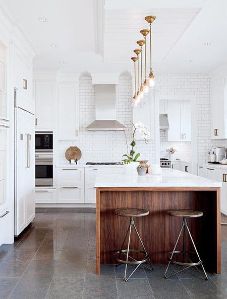 10 Chic Spaces with Pendant Lights | HomeandEventStyling.com