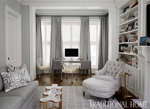 Home Tour: Bill and Giuliana Rancic's Renovated 1880's Brownstone | HomeandEventStyling.com