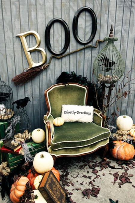 10 Spooky and Stylish Halloween Decor Ideas | HomeandEventStyling.com