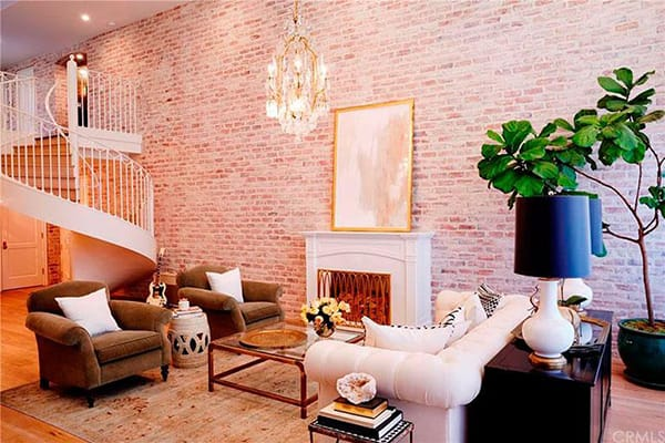 Home Tour: Lauren Conrad's Glamorous Beverly Hills Penthouse | HomeandEventStyling.com