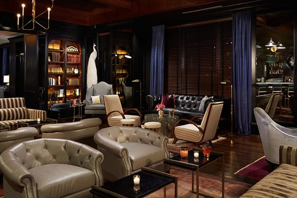 Hotel Tour: The Spectator Hotel in Charleston   HomeandEventStyling.com