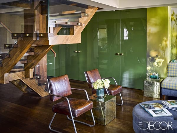 Home Tour: Andy Cohen's Stylish West Village Apartment | HomeandEventStyling.com
