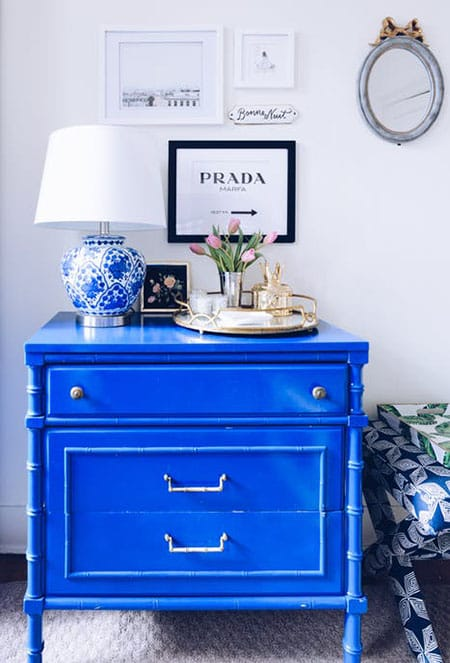 Colorful Vignette Ideas That Are Full of Life | HomeandEventStyling.com