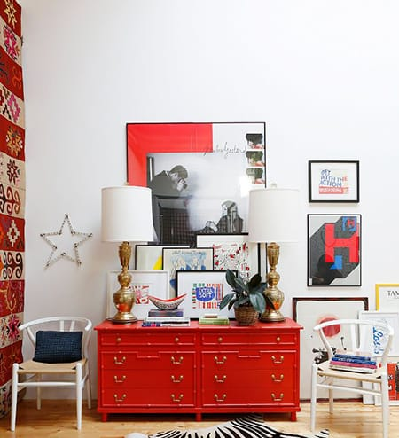 Colorful Vignette Ideas That Are Full of Life   HomeandEventStyling.com