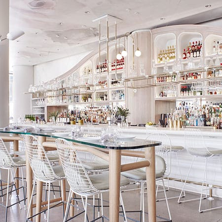 Restaurant Tour: The Chic and Modern Figo in Toronto | HomeandEventStyling.com